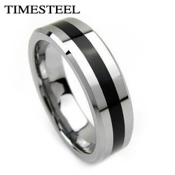 JCR023 Fashion Men's Titanium Rings 316L Stainless Steel Ring Wholesale Stainless Steel Jewelry(China (Mainland))