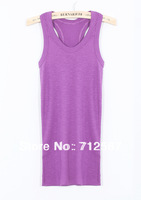 New Women's Sleeveless fruit T-shirt Cami No Sleeve T-Shirt~free shipping#5141