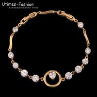 18k Golden Bracelet Jewelry Women 2014 Fashion for Wholesale Price