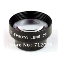 Telephoto Lens 2X Universal Lens for iPhone 4 4G 4S Phone Digital Camera