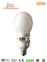 HOT sales!! 20w  compact bulb light  3YEARS warranty E27 2700k~6500k 1400lm 40,000hrs, free shipping saving energy lamps