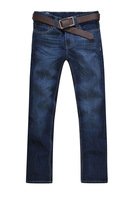 2014 New Style Men's Jeans , Modern Males' Jeans , Srtaight Leg men's trousers , Free shipping ,Wholesale , C712