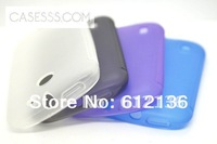 Clearance Special Price! Free shipping SOFIZ matte tpu soft case for Huawei Sonic U8650, MTC 955
