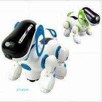 Robot dog educational toys smart electric kids toys electronic robot Pet + free shipping