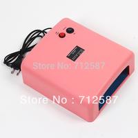 36W Art UV Gel Nail Curing Nail Dryer UV Lamp Polish Dryer uv lamp Light ~ free shipping#8334