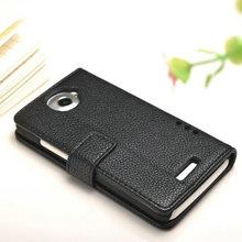 Multi-Fonction Wallet case for HTC ONE X Original Faddist leather c