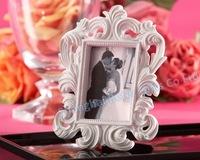 14pcs white Baroque Style Photo Frame SZ041/A Wedding Souvenir@Shanghai Beter Gifts Co Ltd