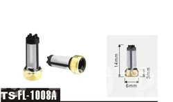 200 pieces Fuel Injector Filter ,fuel filter For SIEMENS GDI/MPI INJECTOR VC-1008A(China (Mainland))