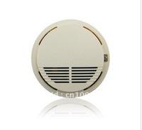 Free Shipping! Wireless Smoke Detector  Fire Detector Sensor For Burglar Alarm System SD01