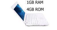 "10.1"" android 4.0 VIA 8850 1GB 4GB HDMI Camera WIFI mini notebook laptop computer"
