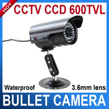 Sony Video Camera Original CCTV 600TVL High Resolution CCD 36IR Outdoor Nigh Vision Security Camera Surveillance