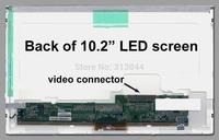 NEW  for MSI Wind U100 N033 10.0'' LED Screen WSVGA  LCD Laptop Display Screen