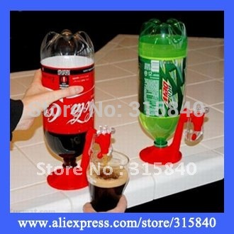 4pcs Soft Drink Dispenser Fridge Fizz Saver Soda Dispenser Switch Drinking Little Bottle As Seen On TV-- MTV30 Free Shipping