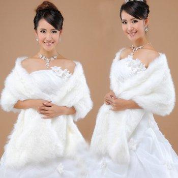 Bride shawl wedding dress shawl