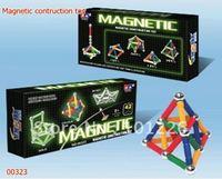 Magnestix Intellectual Magnetic construction Toy 42pcs magnetic construction set Free shipping