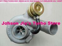 GT1752S/733952-5001S 28200-4A101 turbocharger for KIA Sorento 2.5 CRDI,D4CB 2.5L 140HP 2002-