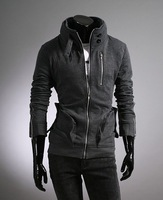 FREE SHIPPING /2012 / fashion/men's clothing/coat/jacket /Winter/fall/thickening