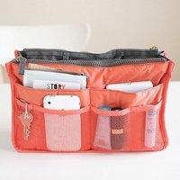 Free shipping multifunction  updated version makeup bag cosmetic bag organizer makeup