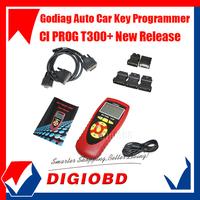 CI PROG 300+ Godiag Auto Car Key Programmer T300 Plus,CIPROG Key prog  T300+