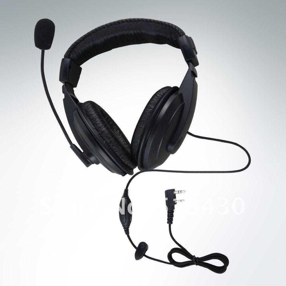 2-Way Communication Ear Muffs (built in radio) - Electronic Ear Muffs