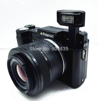 18Mega Pixel digital camera 4GB SD Card included Interchangeable Lens with 10-30mm zoom lens Bridge camera DSLR camera swift