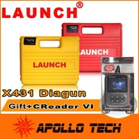 Launch X431 Diagun Univeral Car Diagnostic tool OBD2 Auto Code Scanner Bluetooth + Multi-Language + Many Car Model