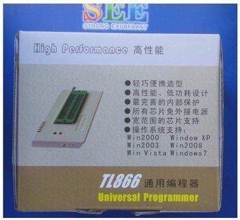 Free Shipping TL866CS MiniPro Universal Programmer TL866 Willem Bios Programmer High Performance Updated from EZP2010