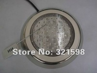 12V 54W led swimming pool light with stainless steel cover, inner control