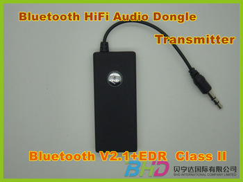 High Quality Stereo Bluetooth Transmitter audio dongle for ipod mp3 computer Bluetooth  Audio Transmitter Free shipping
