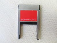 Compact Flash CF to PCMCIA Card Adapter, Type I Type II CF CARD adapter specialized for Benz
