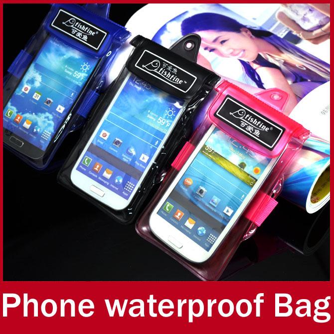 Чехол для для мобильных телефонов Fishfine 100pcs/lot S3 S4 iPhone 5 4s 4 phone waterproof case bag 100pcs lot ziplock package packaging bag for iphone se 5s 5 5c 4s cases size 15 x 8 3cm