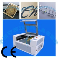 THUNDERLASER personal laser cutter MINI60 to cutting and engraving wood and leather