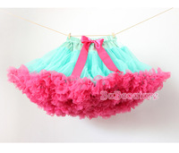 2014 New Arrive 3 layers Lace Tutu skirt Pettiskirt 2-color Toddler Girls  Miniskirt Baby girls clothing