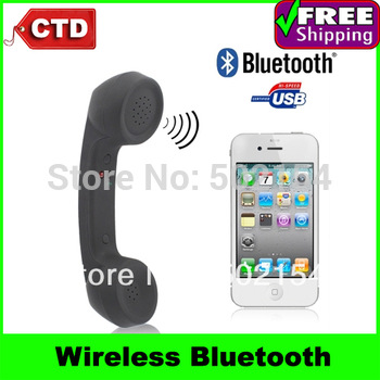 Wireless Bluetooth Retro Mobile Phone Handset High Quality Voice Transmission For All Mobile Phone Has Bluetooth