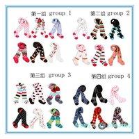 brand new freeshipping babysocks leg warm/stockings girl&boy leggings high quality baby footwear baby pants children18pairs/lot