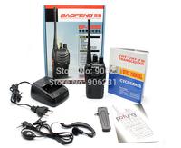 Free Shipping!2pcs/ lot  Brand Baofeng 3W  BF-888S BF888S 2 way radio Walkie Talkie Intercom 400-470MHZ 16ch Jacklight 6KM