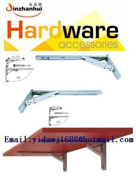 Furniture hardware tripod support frame