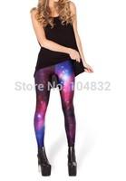 EAST KNITTING KZ-006 2014 Women Leggings,Space Print Pants Fitness Leggings Plus Size XS-M L-XL FREE SHIPPING
