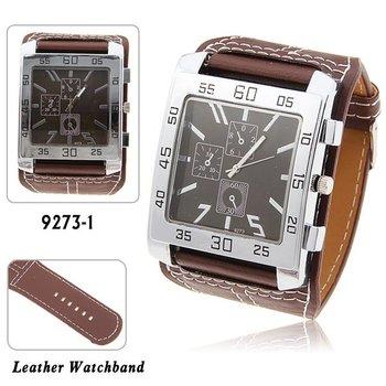Brand New Dieseler Sports Watches Men Water Resistant Quartz  watch DZ Big Dial 30mm Leather Strap Watches relogio masculino