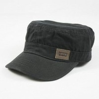 Mix Order Retail - J032 LEEWIS famous brand Men and women summer flat hat korea fashion sun military hats free shipping