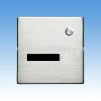 Manual Button, Automatic Toilet Flusher, toilet bowl, ING11-3209