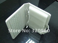 """7 """"8"""" 10 inch tablet computer keyboard covers USB can bring stents take handwritten pen  50pcs"""