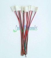 10PCS connector wires for led strip flexible light 3528 8mm width single colour wholesale