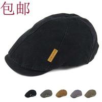 Mix order retail-Y102 Retro famous branded men and women fashion korea design style summer sun hat visor hats free shipping