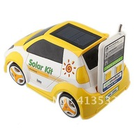 Hot Selling Solar Powered/USB Rechargeable Remote Control Car Toys - 60816