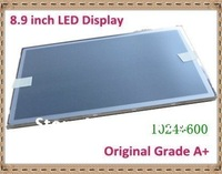 """Free Shiping Original New 8.9"""" Laptop lcd screen LED Panel Backlight B089AW01 HSD089IFW1 N089L6-L02 CLAA089NAOCCW"""