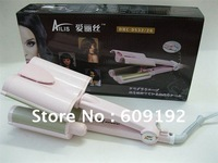 Triple barrel wave curling iron, ceramic coated ,hair curler FREE SHIPPING !!!