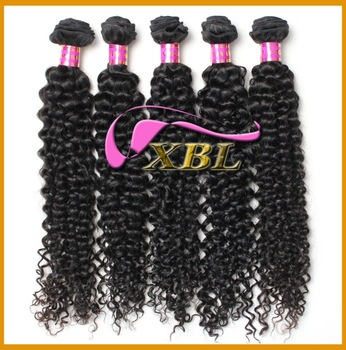 100% virgin mongolian curly wave hair extension,unprocessed virgin mongolian human hair
