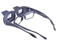 Wholesale Fedex DHL Free Shipping Creative High Definition Horizontal Glasses Lazy Glasses
