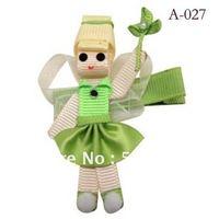 6pcs/lot  hairclips,Character  hairclips,ribbon hairbows hair stick,girls/baby/kids hairbands animal cartoon har bow